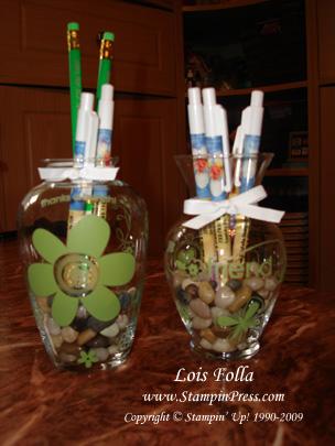 Glass Vase sm wm