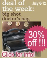 Big Shot Doctor's Bag on sale 01