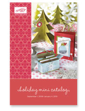 2009 Holiday Mini Cat Cover