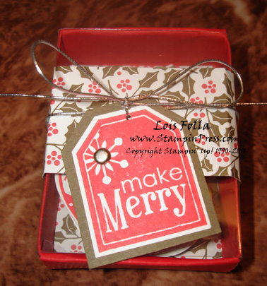 Matchbox Ornament Gift 03