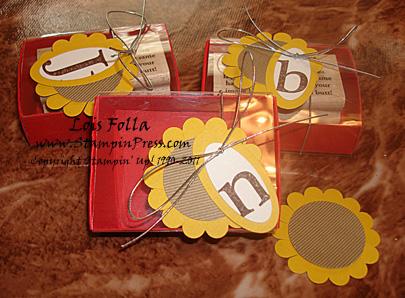 Matchbox Gift Box 01