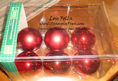 Christmas OrnamentLoisFolla200903