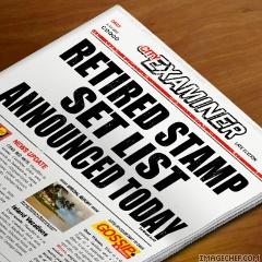 Retirement Ad in Newpaper
