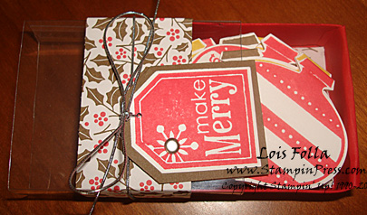 Matchbox Ornament Gift 06
