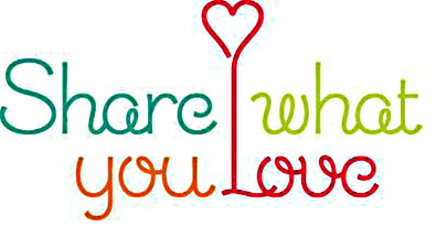 2010 Share What You Love Logo