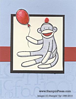 Sock Monkey 08 ljf