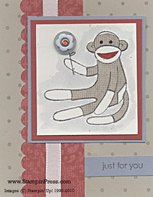 Sock Monkey 06 ljf