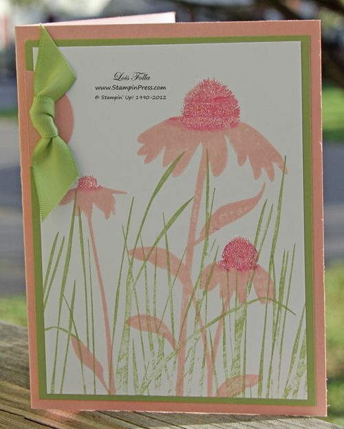 Inspired By Nature Card 04 2012