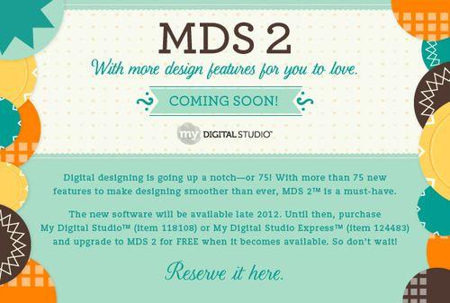 MDS 2 Promo